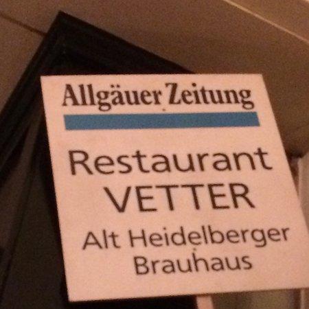 Vetter's Alt Heidelberger Brauhaus: photo2.jpg