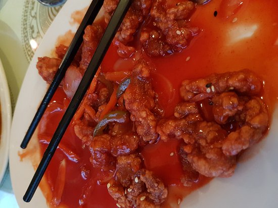 Wu's Chinese Restaurant and Sushi Express: 20161128_193115_large.jpg