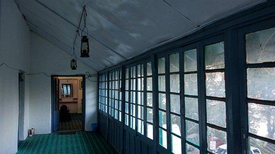 Mehar's : Corridor leading to Room No-12--Netajis Room