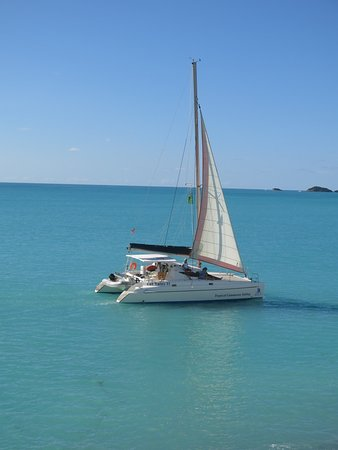 Jolly Harbour, Antigua: Look at the colours....
