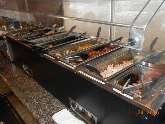 Matlacha, FL: buffet