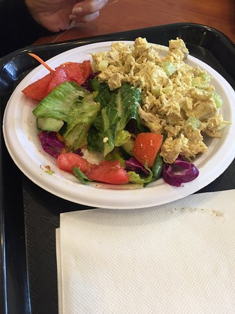 Wayne, Pennsylvanie : Greatest salads!!