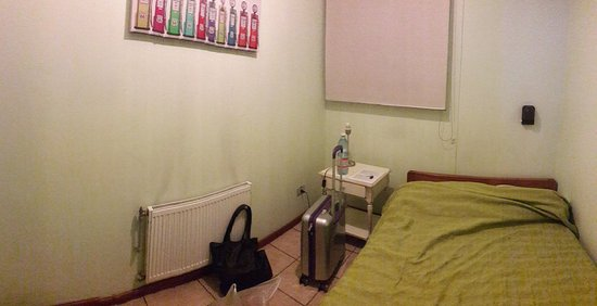 Andes Hostel: quarto pequeno