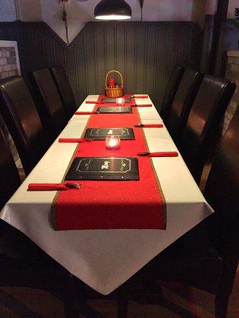 Narvik, Noorwegen: Milano Ankenes Restaurant