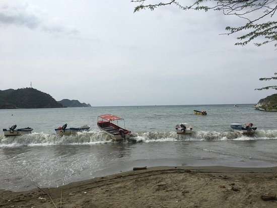 playa de taganga