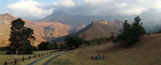 KwaZulu-Natal, South Africa: Drakensburg Amphitheater