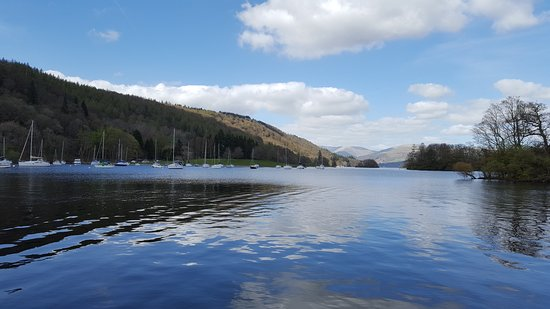 Photos from our trip this year to Lake Windermere.
