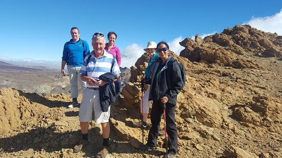 Tenerife Guided Walks & Hikes