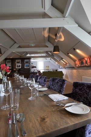 Kentisbury, UK: Fine dining at The Coach House by Michael Caines