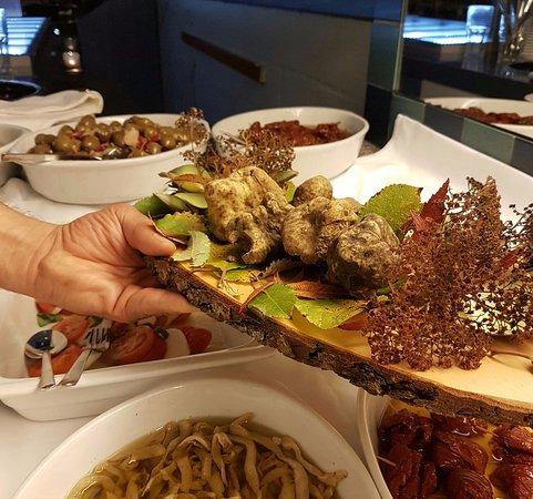 Restaurant La Strada: Tartufo Bianco
