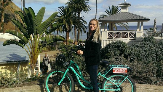 Quot Best Bike Rental Quot Review Of Catalina Electric Bike
