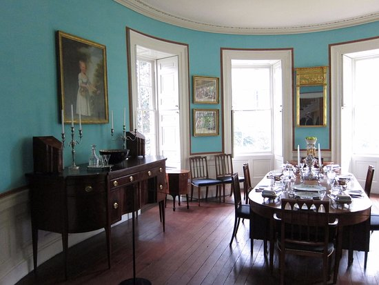 nathaniel russell house dining room picture of nathaniel