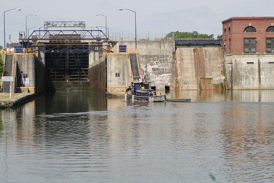 Seneca Falls, Νέα Υόρκη: Lock 2