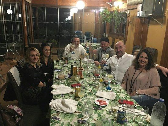 Alberic, Spain: Cena especial con buenos amigos.