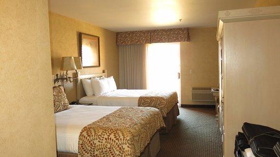 Torrey, Γιούτα: The room