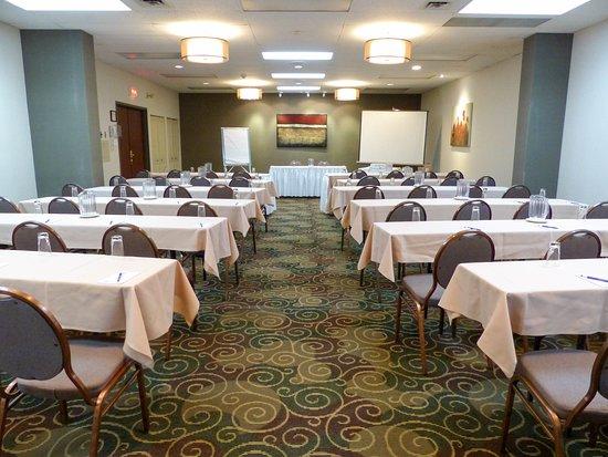 Boucherville, Canada: Salle de réunion