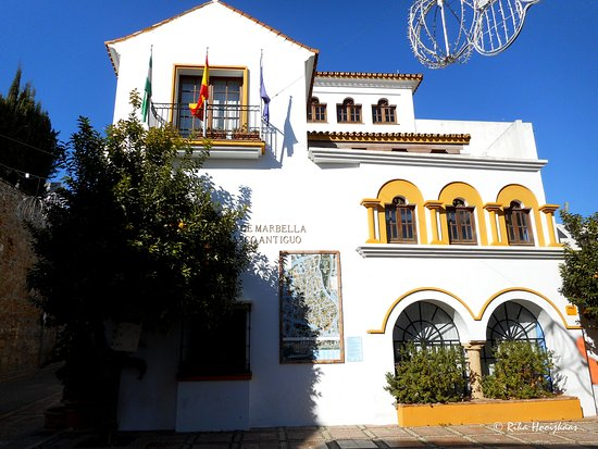hotel fuerte marbella oude stadje