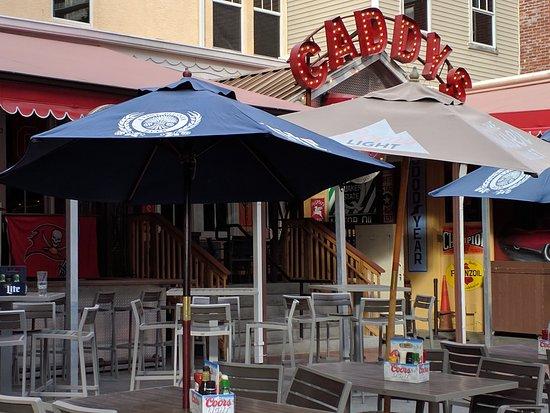 Caddy S Restaurant St Petersburg Florida
