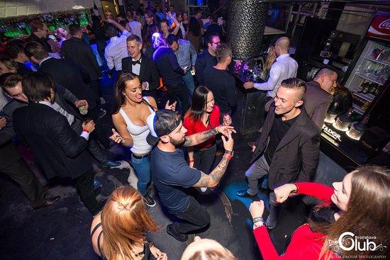 Bratislava Region, Slovakia: dancing