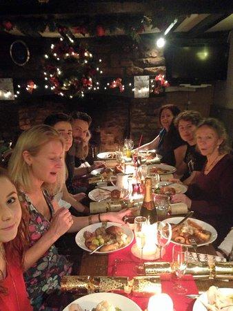 Witney, UK: Christmas Dinner