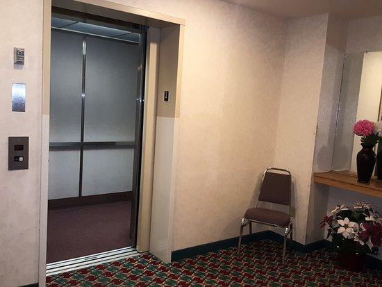 Antigo, WI: elevator