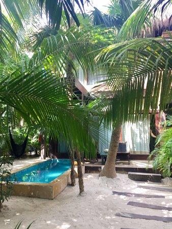 Be Tulum Hotel: Jungle suite 7