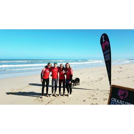 Robe, Australia: Charlie's Surf School