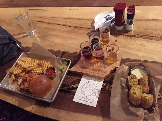 Saint Joseph, MI: Great food