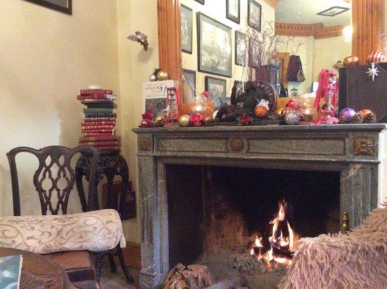 Pano Lefkara, Cyprus: Home comforts