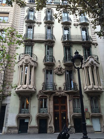 gran via bassols updated 2017 apartment reviews price comparison barcelona catalonia. Black Bedroom Furniture Sets. Home Design Ideas