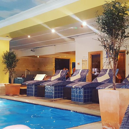 Spa Hotels Near Hereford
