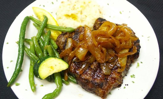 Bowling Green, OH : Delmonico Steak