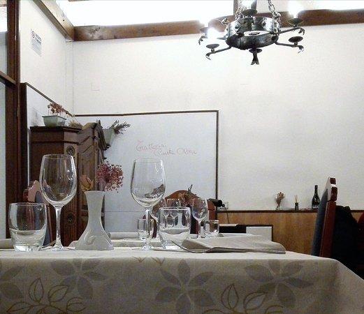 Muggia, Italia: sala interna