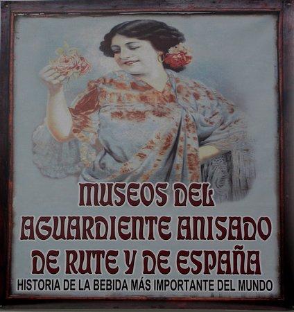 Rute, Spanien: Museo del Anís