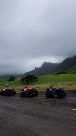 Kaneohe, HI: ATV Tour