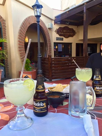 El Meson de Don Fernando: ¡Disfrute de nuestra terraza!