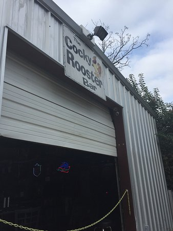 Comfort, TX: The Cocky Rooster Bar