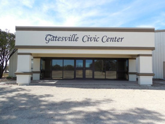 Gatesville, TX: Civic Center