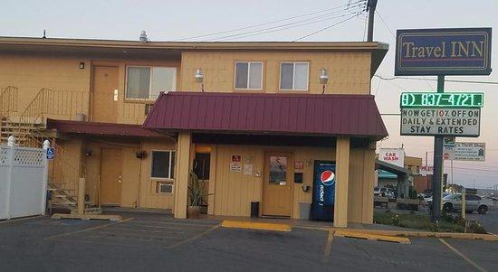 Sunnyside, WA: Hotel Exterior