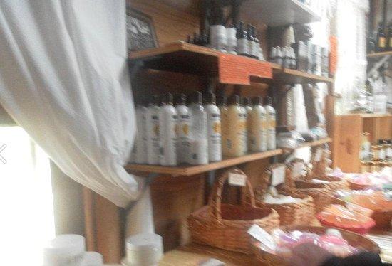 Kingscote, Australia: Honey isn't just used for honey... options were endless!