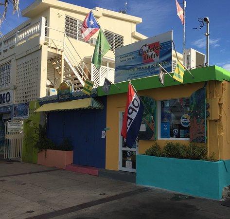 Culebra Divers Storefront