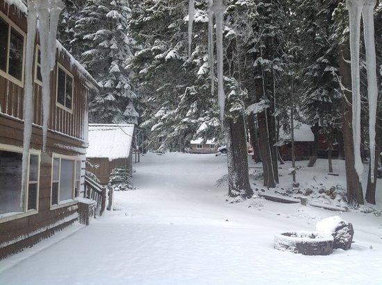 Lac Crescent Photo