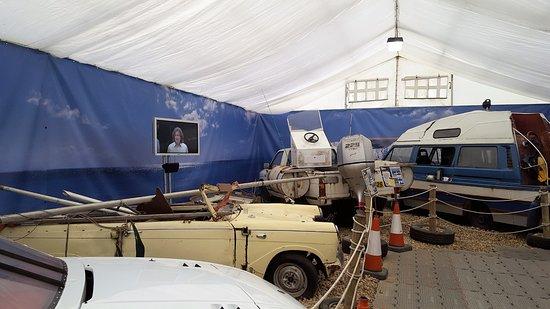Beaulieu, UK: Show Cars