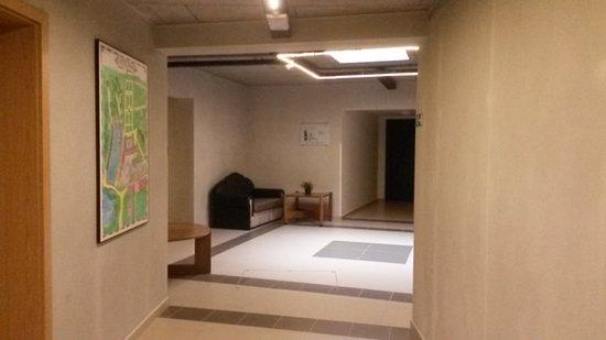 Hrotovice, Czech Republic: Podzemní spojovací chodba