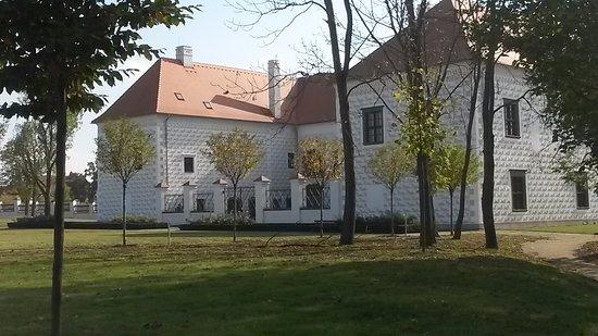 Hrotovice, Czech Republic: Zámek