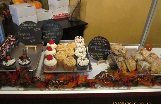 Cape Girardeau, MO: Pastries caught our eye