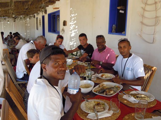 Sal Rei, Cabo Verde: great day!!!!