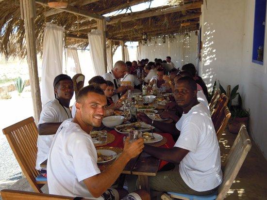 Sal Rei, Cape Verde: same espingueira!!!