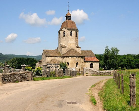 Église Sainte-Marie de Saint-Hymetière