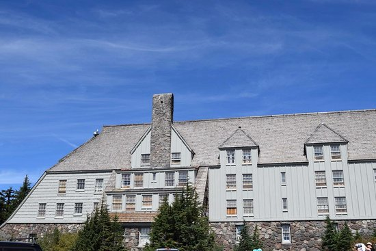 Timberline Lodge, OR: The Timberline / The Overlook.